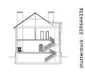best interesting architectural... | Shutterstock .eps vector #339644336