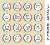 cloud computing   internet... | Shutterstock .eps vector #339653720