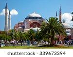 istanbul  turkey   july 14 ...   Shutterstock . vector #339673394
