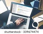 php programming html coding... | Shutterstock . vector #339674474