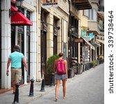 veliko tarnovo  bulgaria  ... | Shutterstock . vector #339738464