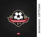 modern professional logo for a... | Shutterstock .eps vector #339751664