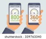 vector hands holding... | Shutterstock .eps vector #339763340