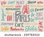 The Paris Typographical Poster...