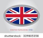 british flag icon.uk flag...   Shutterstock .eps vector #339805358