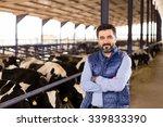 Young Farmer In Animal Farm.