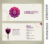 template for event or party....   Shutterstock .eps vector #339845549
