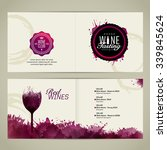 template for event or party.... | Shutterstock .eps vector #339845624