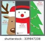 christmas invitation template... | Shutterstock .eps vector #339847238