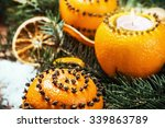 Dried Oranges With Nuts And...