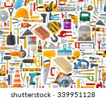 Tools Set Icons. Signs And...
