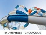 Multicoloured Giant Water Slid...