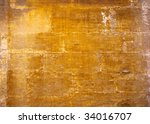 grunge wall  highly detailed... | Shutterstock . vector #34016707