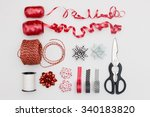 gift wrapping | Shutterstock . vector #340183820