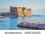 Castel Dell'ovo  Italian For...