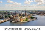 Amazing Panorama From Height O...