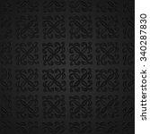 black background | Shutterstock .eps vector #340287830