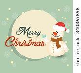 vector illustration for... | Shutterstock .eps vector #340369898