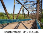 steel structure of old chain of ...   Shutterstock . vector #340416236