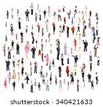 business picture achievement... | Shutterstock . vector #340421633