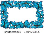 beautiful background with lot... | Shutterstock . vector #340429316