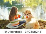 two friends  child with... | Shutterstock . vector #340568246