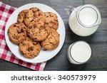 Chocolate Chip Cookies  Milk ...