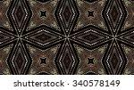 authentic jewel background | Shutterstock . vector #340578149