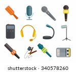 Different Microphones Types...