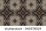 authentic jewel background | Shutterstock . vector #340578329