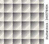 vector seamless pattern. modern ... | Shutterstock .eps vector #340578404