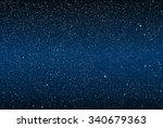 Bright Star In Blue Dark Night...