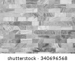 natural marble wall background  ... | Shutterstock . vector #340696568