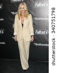 Small photo of LOS ANGELES, CA/USA - NOVEMBER 05 2015: Isabel Adrian attends the Fallout 4 video game launch event in downtown Los Angeles.���