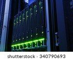 rack with blade behind bars...   Shutterstock . vector #340790693