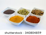 Mixed Curry Spices  Mustard ...