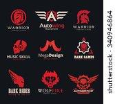 Logo Collection Logo Set...