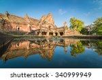 Sand Stone Castle  Phanomrung...