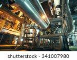 industrial zone  steel... | Shutterstock . vector #341007980