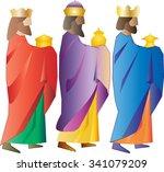 Three Kings Or Three Wise Men....