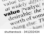 Small photo of Value.