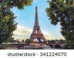 eiffel tower | Shutterstock . vector #341224070