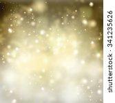 christmas dark silver ...   Shutterstock . vector #341235626