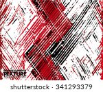 grunge lines texture   abstract ... | Shutterstock .eps vector #341293379