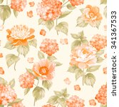 The Floral Seamless Pattern...