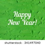 green background of the... | Shutterstock . vector #341497040