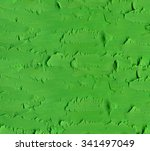 green background of the... | Shutterstock . vector #341497049
