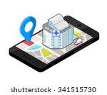 a vector illustration of an... | Shutterstock .eps vector #341515730