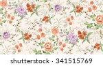 seamless background of... | Shutterstock .eps vector #341515769