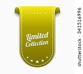 limited collection yellow...   Shutterstock .eps vector #341516996